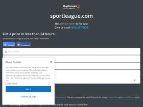 sportleague.com