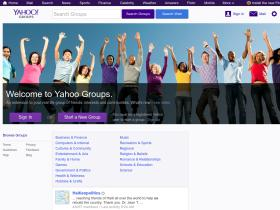 sports.dir.groups.yahoo.com