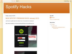 spotifyhacks.blogspot.com