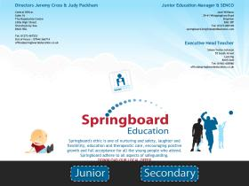 springboardeducation.co.uk