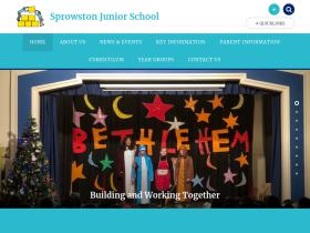 sprowstonjunior.norfolk.sch.uk