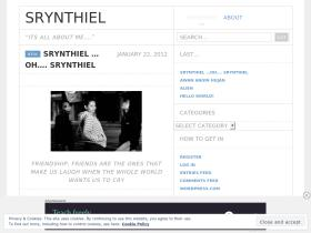 srynthiel.wordpress.com