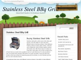 stainlesssteelbbqgrill.info