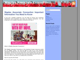 staplesassociateconnection.org