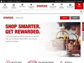 staplesrewards.com