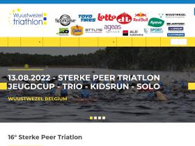 sterkepeertriathlon.be