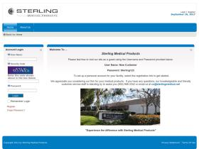 sterlingmedicalproducts.com