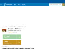 steviedisco-3d-chess.softonic.de