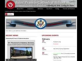 stfranciscathedralschool.org