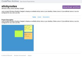 stickynotes.codeplex.com