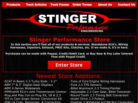 stinger-performance.com