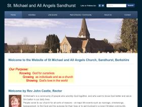 stmichaels-sandhurst.org.uk