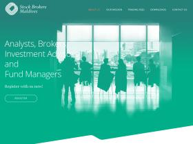 stockbrokersmaldives.com
