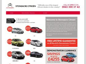 stoneacrecitroen.co.uk
