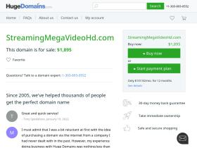 streamingmegavideohd.com
