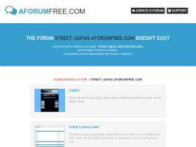 street-japan.aforumfree.com
