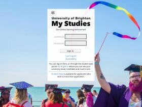 studentcentral.brighton.ac.uk