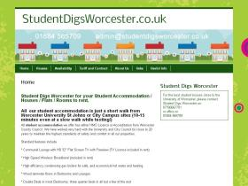 studentdigsworcester.co.uk