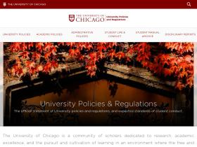 studentmanual.uchicago.edu