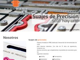suajesdeprecision.com