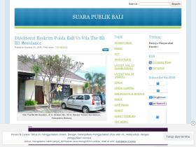 suarapublikbali.wordpress.com
