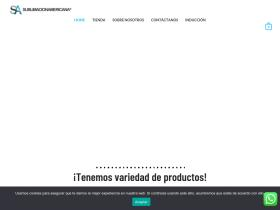 sublimacionamericana.com.ve