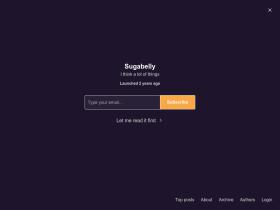 sugabellyrocks.com
