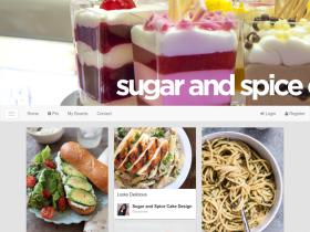 sugarandspicecakedesign.co.uk