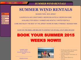 summerwindrentals.com