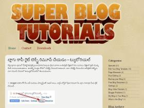 superblogtutorials.blogspot.com
