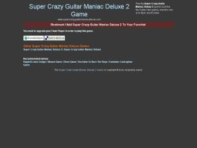 supercrazyguitarmaniacdeluxe.com
