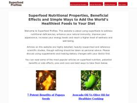 superfoodprofiles.com