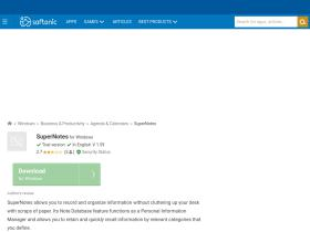 supernotes.en.softonic.com