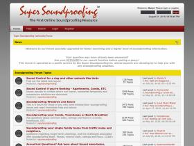 supersoundproofing.com