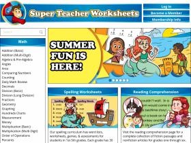 superteacherworksheets.com