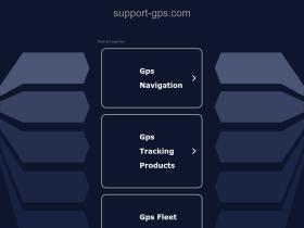 support-gps.com