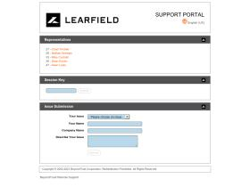 support.learfield.com