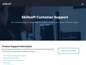 support.skillsoft.com
