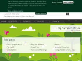 surreyheath.gov.uk