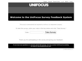 survey.unifocus.com