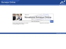 surveys.novations.com
