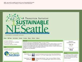 sustainableneseattle.ning.com