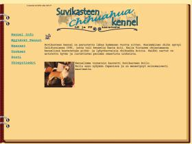 suvikasteenkennel.net