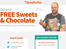 sweetsforfree.com