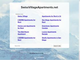 swissvillageapartments.net