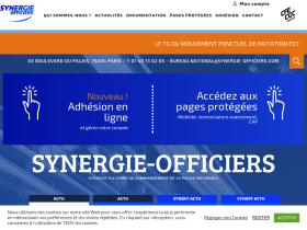 synergie-officiers.com