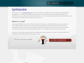 synthacaine.org