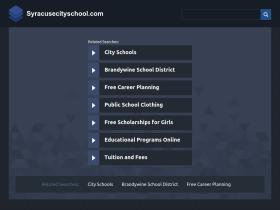 syracusecityschool.com
