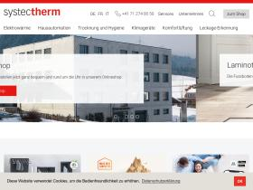 systectherm.ch