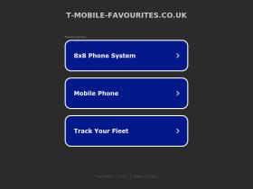 t-mobile-favourites.co.uk